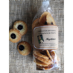 Biscuits traditionnels myrtines 160 g