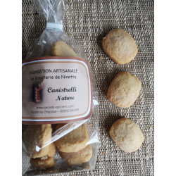 Biscuits Traditionnels Canistrellis Nature 160 g
