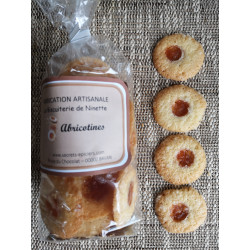Biscuits traditionnels Abricotines 160 g
