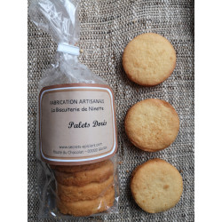 Biscuits traditionnels palets dores 160 g