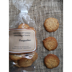 Biscuits traditionnels craquelines 160 g
