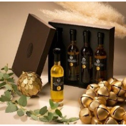 Gift Box Collection Huiles Prestige 4x10cl