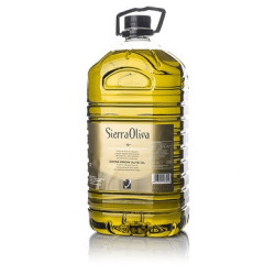 Huile d'Olive Vierge Extra Arbequina PET 5L CHR VRAC