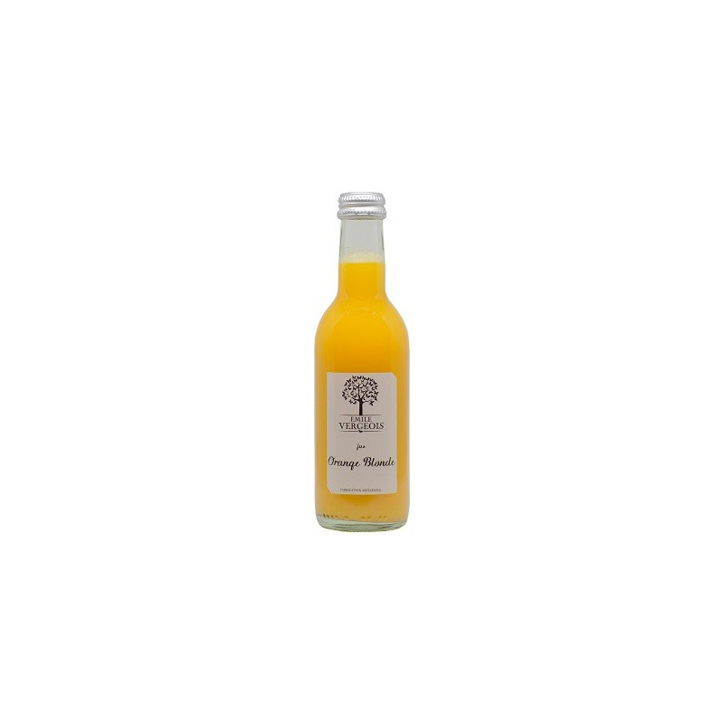 Jus d'Orange Blonde d'Espagne