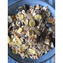 Muesli Fruit Traditionnel BIO 4kg