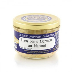 Thon Blanc Germon au Naturel 180g