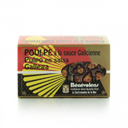 Poulpe Sauce Galicienne 111g