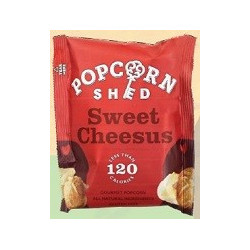 Pop Corn Sweet Cheesus 19g
