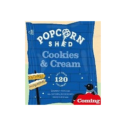 Pop Corn Cookies and Cream 24g